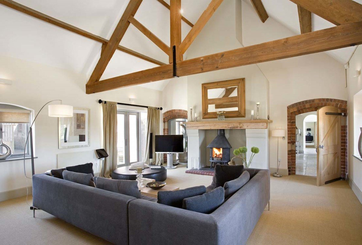 Agricultural Design BArn Conversion in West Yorkshire