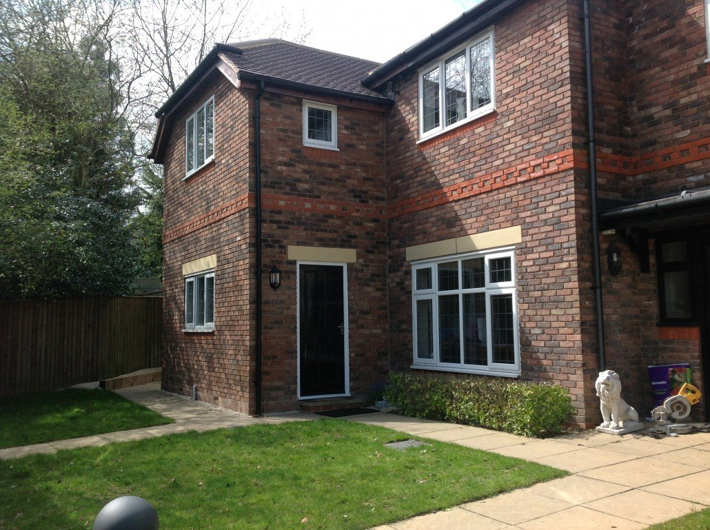 Rear Double Storey extension In Wakefield