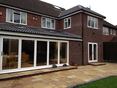 Single Storey and double storey extension in Leeds, West Yorkshire