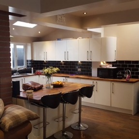 kitchen extension in Leeds west yorkshire