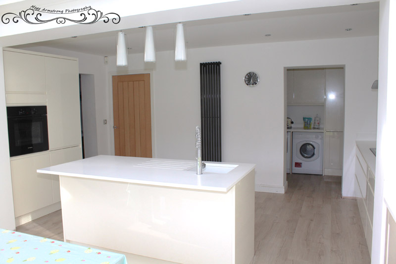 Open Plan Kitchen, Castlford West Yorkshire