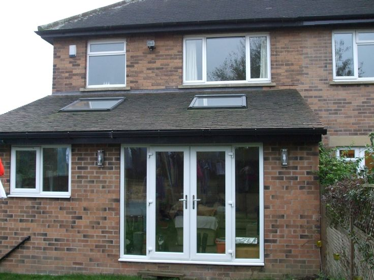 Small Single Storey Extension
