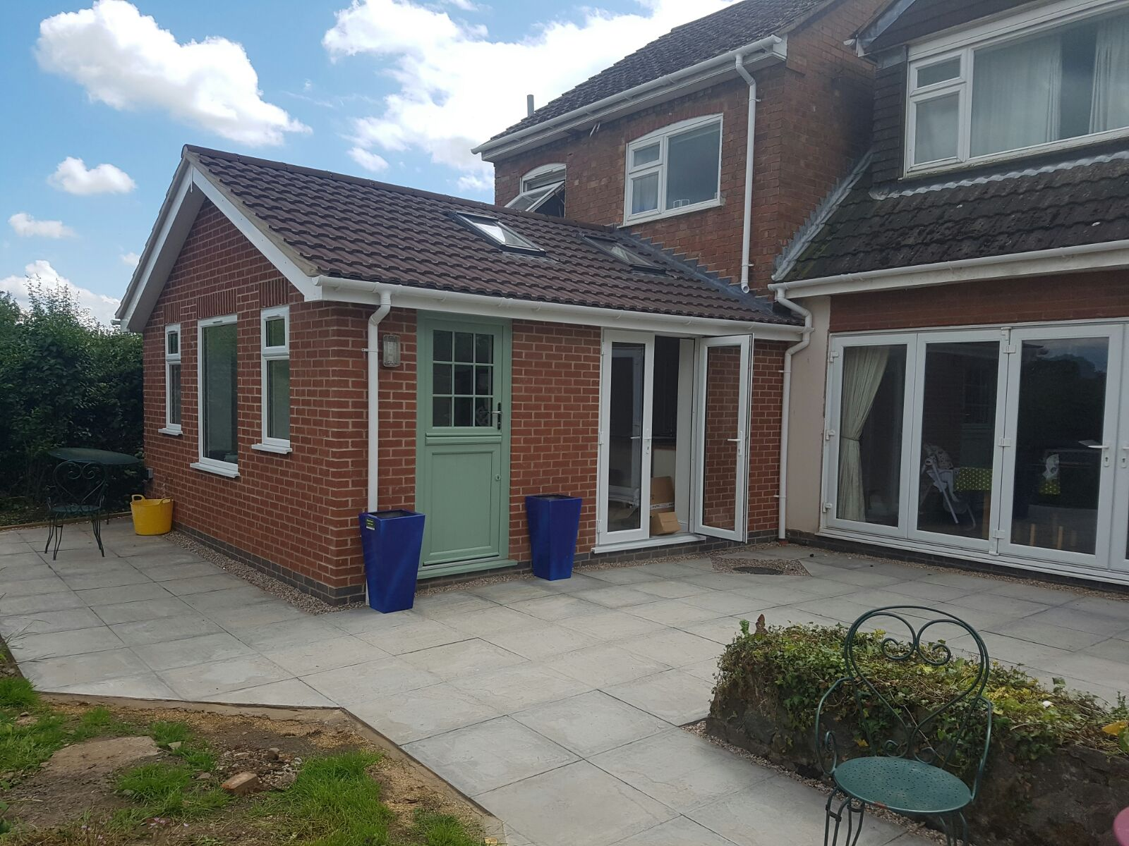 Single Storey Extension In Castlford, West Yorkshire