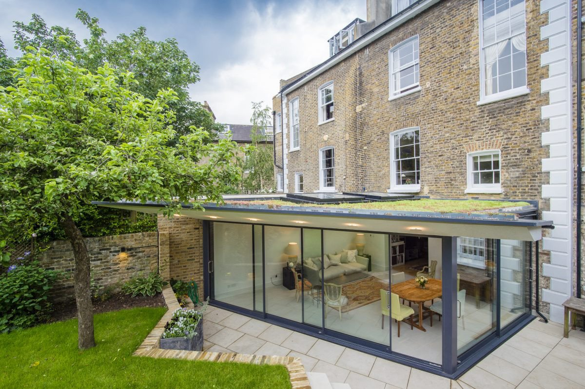 Grand Side House Extension CK Architectural Leeds West Yorkshire