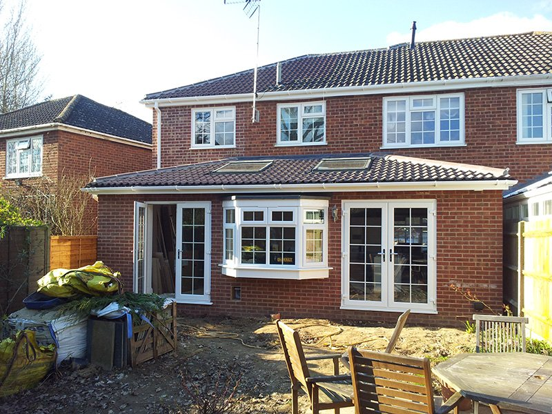 Single Rear House Extension Leeds West Yorkshire CK Architectural