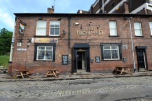 Highlands pub Leeds