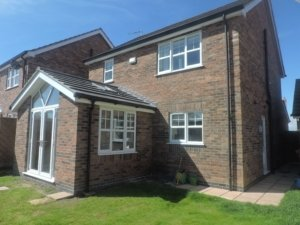 single storey extension west yorkshire