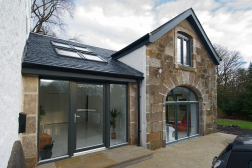 barn conversion design in Leeds