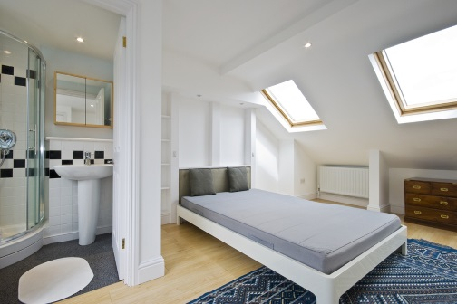 Loft conversion design in Leeds