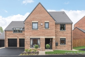 new build drawings pudsey