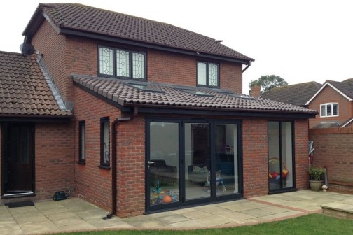 single storey extension pudsey