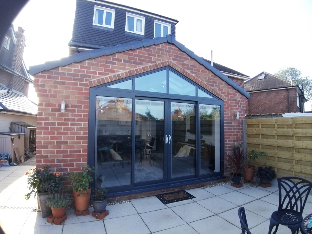 Rear single Storey Extension in Leeds West Yorkshire