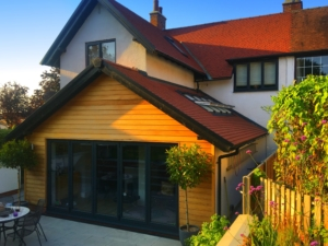 Average cost of rear single storey extension