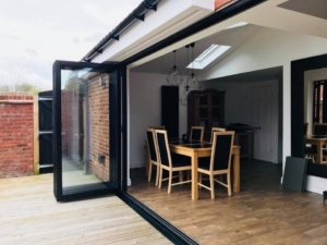 Modern Kitchen Extension in Leeds West Yorkshire
