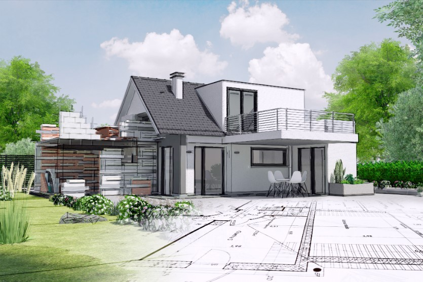 house extension design Leeds