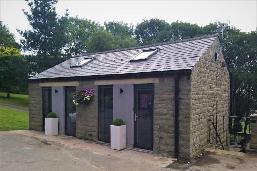 Garage conversion Batley