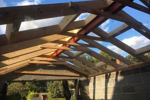 Roof extension Halifax