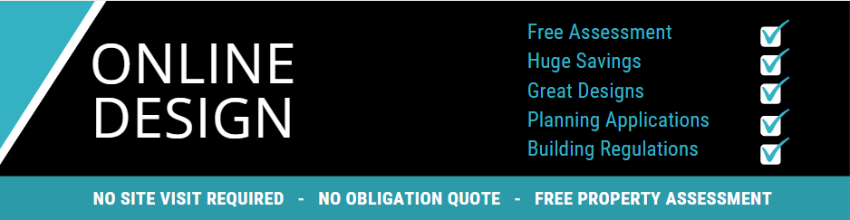 Online design banner