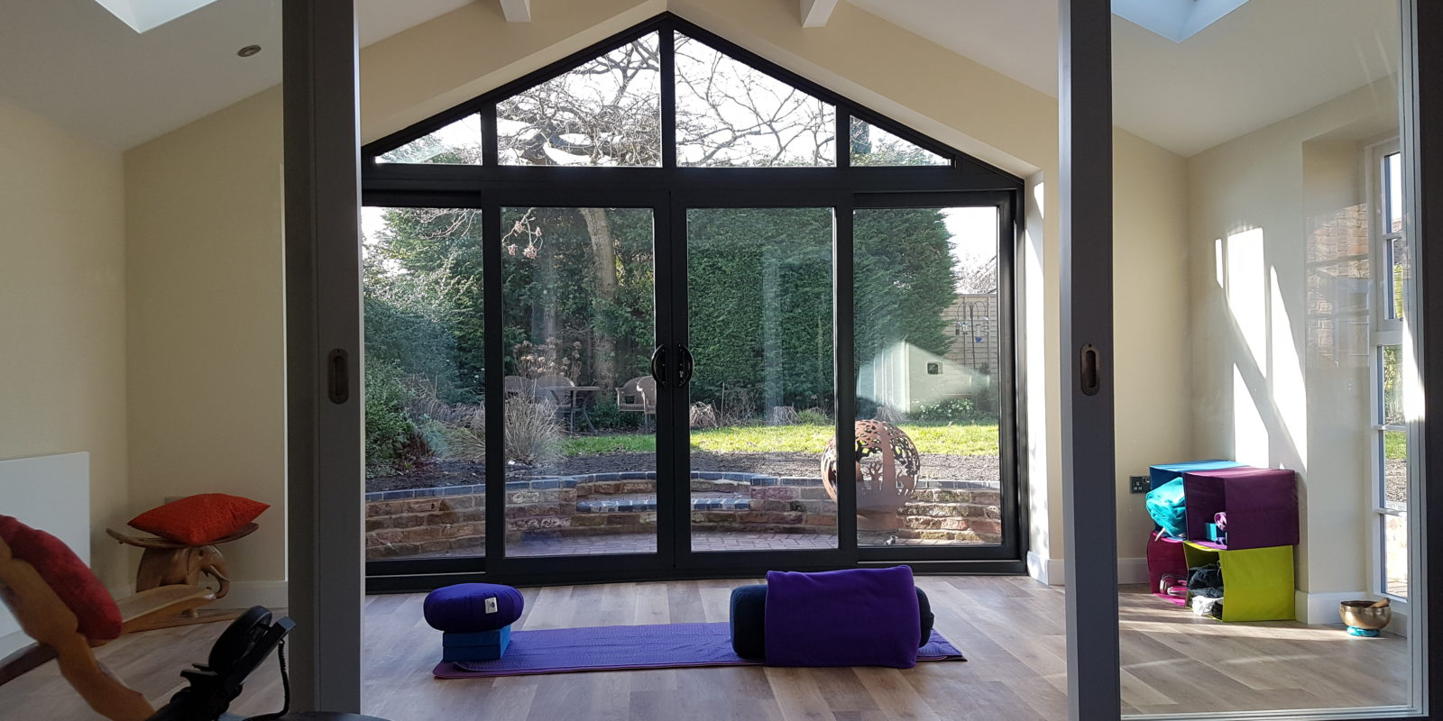 Single Storey Extension and Garage Conversion in Huddersfield