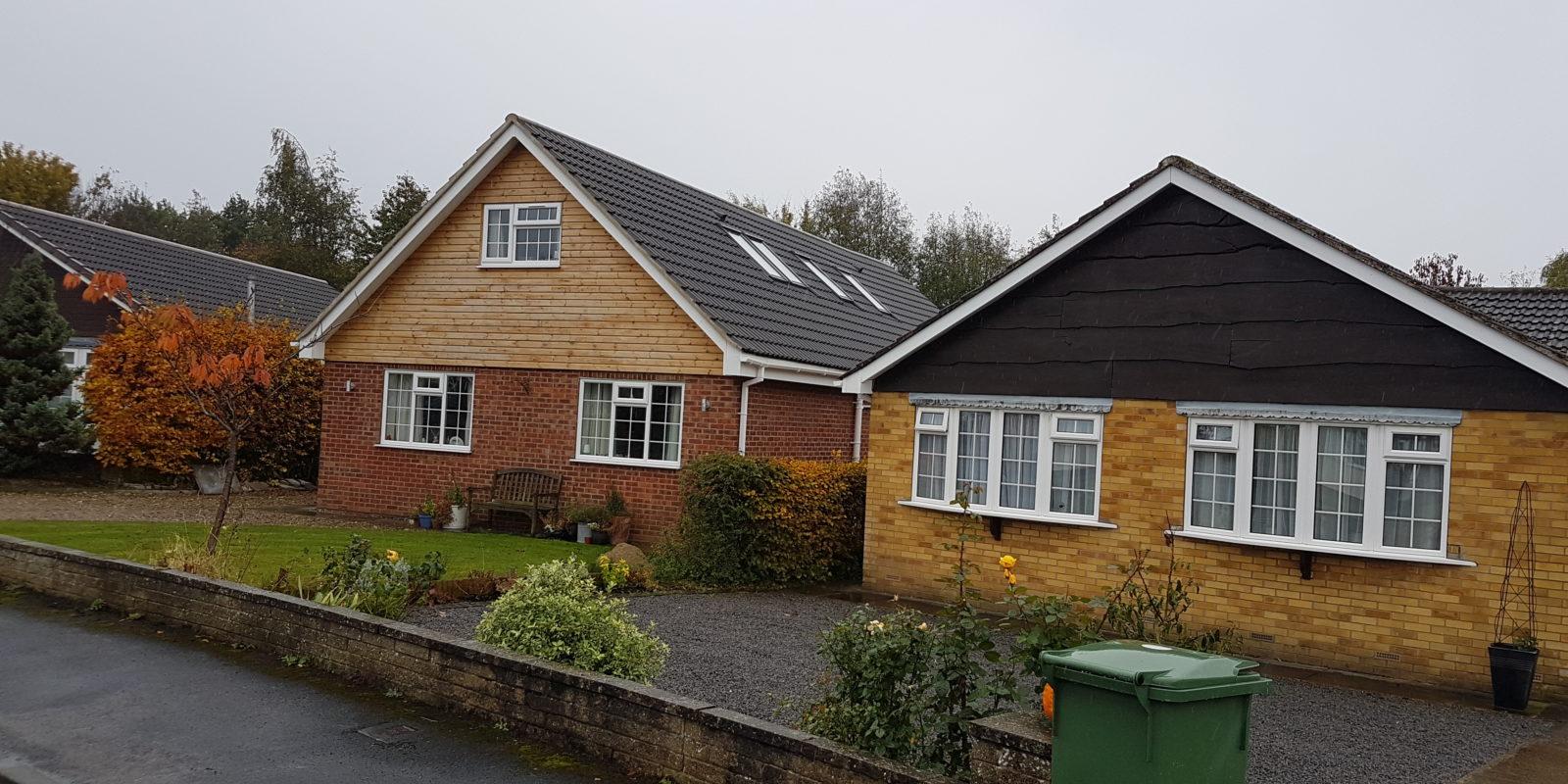 Roof Lift & Dormer Extension in Leeds
