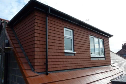 Dormer loft conversion in Leeds