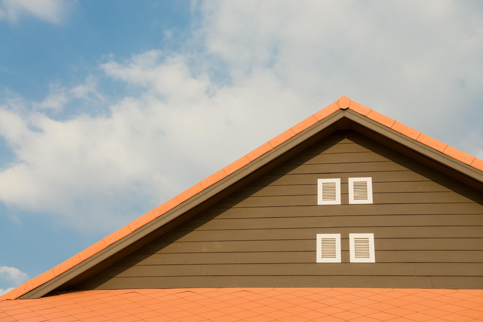 Loft conversion form the outside