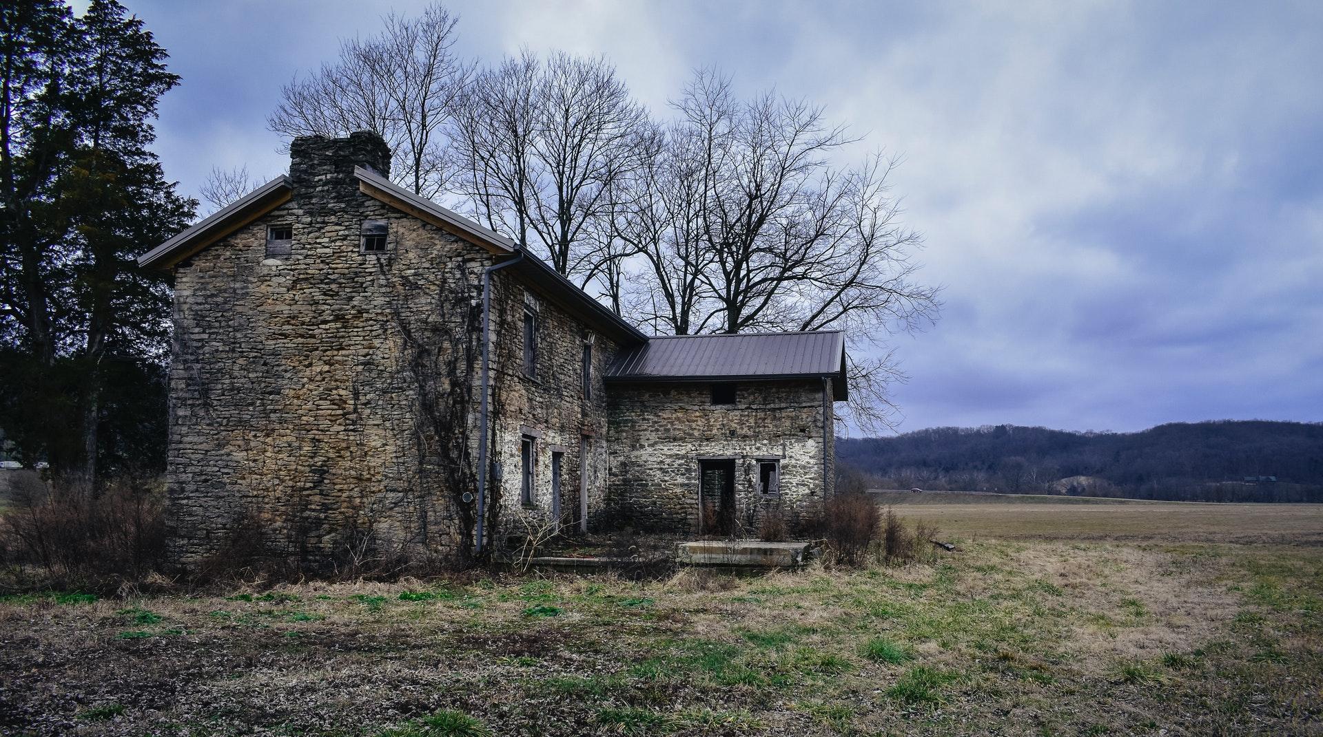 Derelict property
