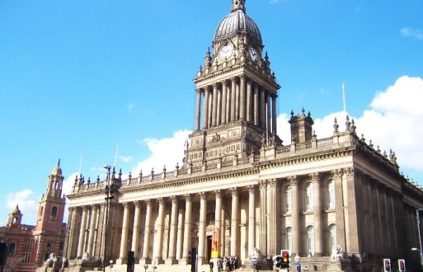 Leeds Town Hall 1
